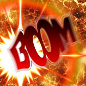 Boom Goes The Dynamite - Public Domain