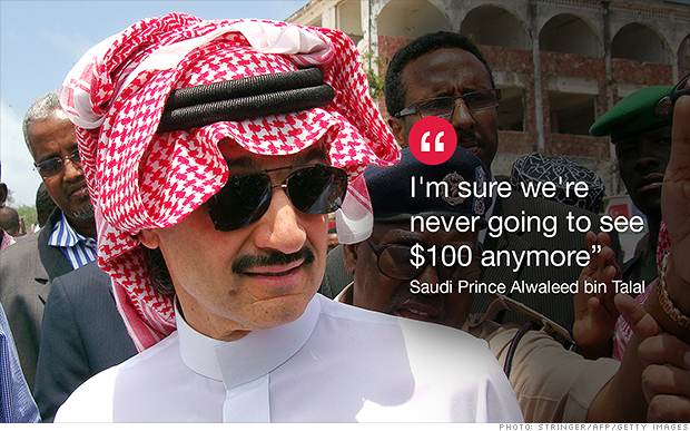 Saudi Arabia: Cutting Off The Hand To Save A Finger