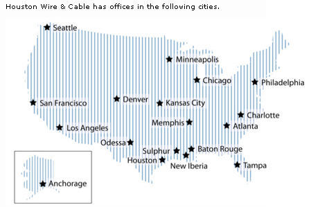 The Outlook For Houston Wire And Cable Company Is Much Brighter Than ...