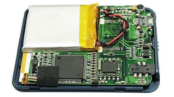 Pouch Cell Battery Pack Inside Application