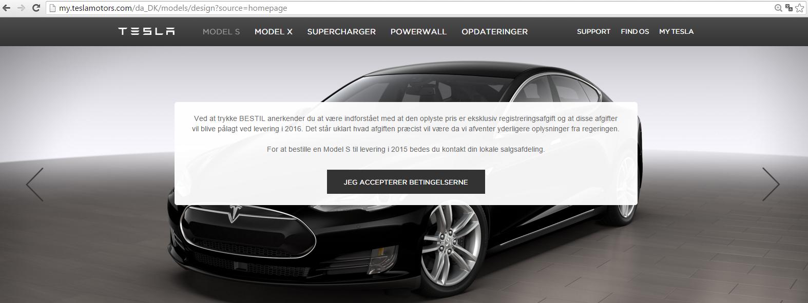 Tesla: More On The 2,500 Danish License Plates Mystery - Tesla, Inc ...