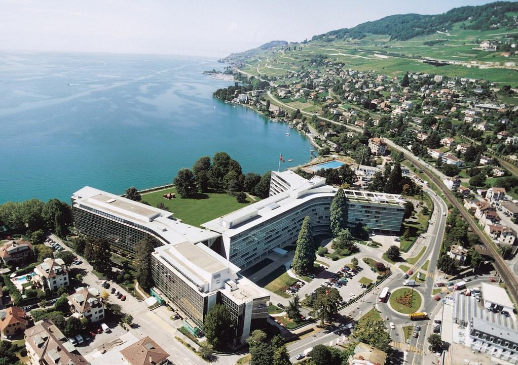 Nestle Chocolate Factory Switzerland