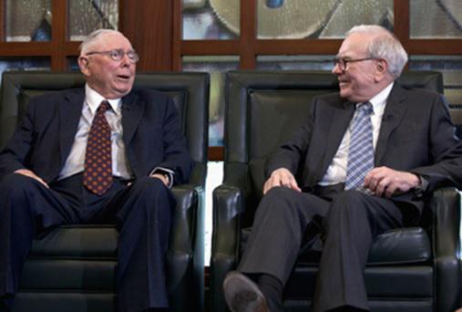 Munger and Buffet