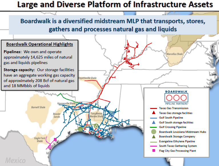 Boardwalk pipeline partners why this turnaround story is a buy the partnerships asset map is shown below sciox Choice Image