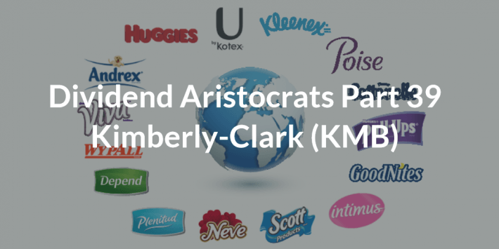 Dividend Aristocrats Part 39 Kimberly Clark Kimberly Clark