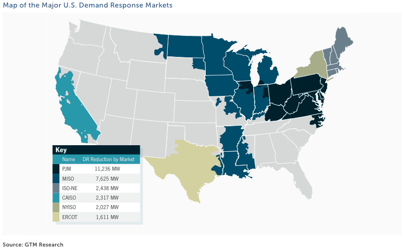 Will The Supreme Court Alter Your Utility Investment Strategy - Map of electric utilities in the us