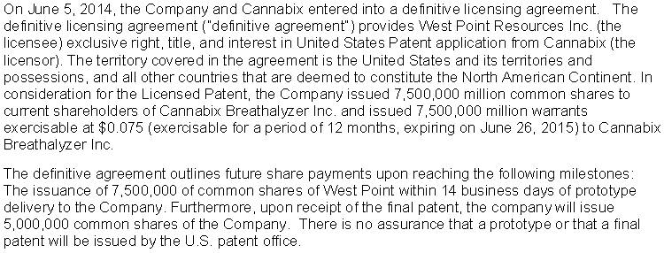 Cannabix Technologies Could Enjoy Significant Stock Price