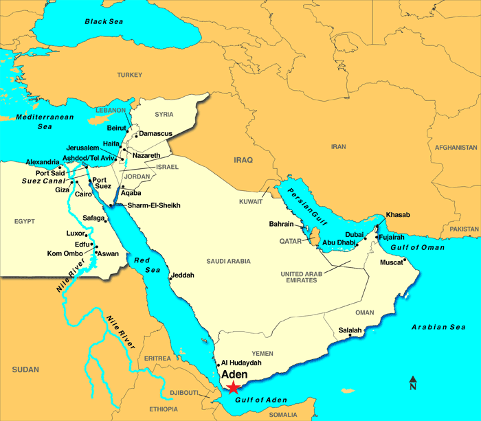 Oil The Strait Of Hormuz And Why It Is Important Seeking Alpha