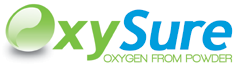 Oxygen from Powder