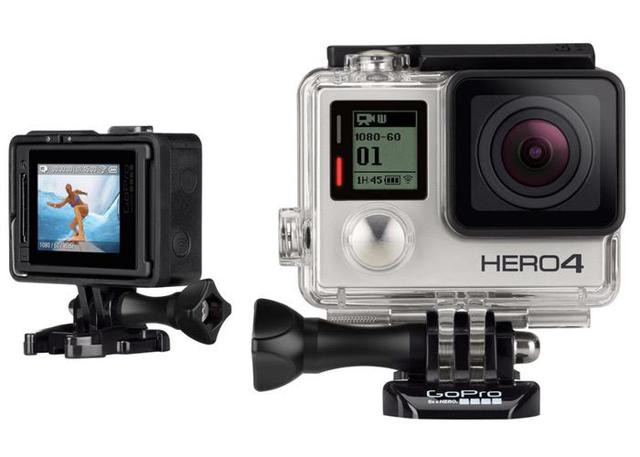 Go Pro launches a new battery to extend it