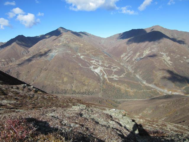 Wellgreen PGM-Ni Project and Upper Camp.