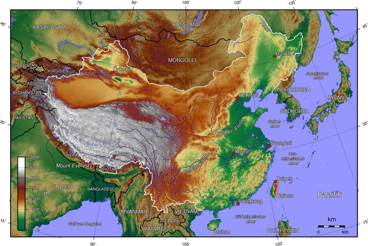 China's Internal Geopolitics, Part 1 - Joseph Shupac ... on seto inland sea map, china map, tibetan plateau map, huang he river map, gobi desert map, turpan depression map, sea of japan map, greater khingan mountains map, manchurian plain map, himalayas map, tarim basin map, taklamakan desert map, altun shan map, xi river map, mekong river map, three gorges dam map, qaidam basin map, brahmaputra river map, yellow river map, turfan depression on map,