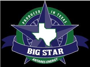 Antares Energy at Big Star Project Logo