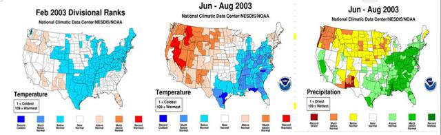 2003 weather pattern