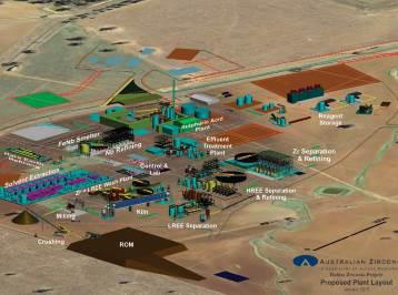 Alkane Resources hits approvals milestone for Dubbo Zirconia Project