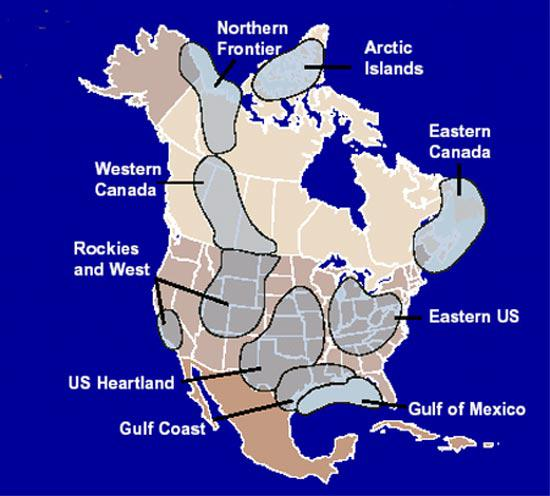 Canadas Gas Production Could Increase Significantly Seeking Alpha - Us natural gas reserves map