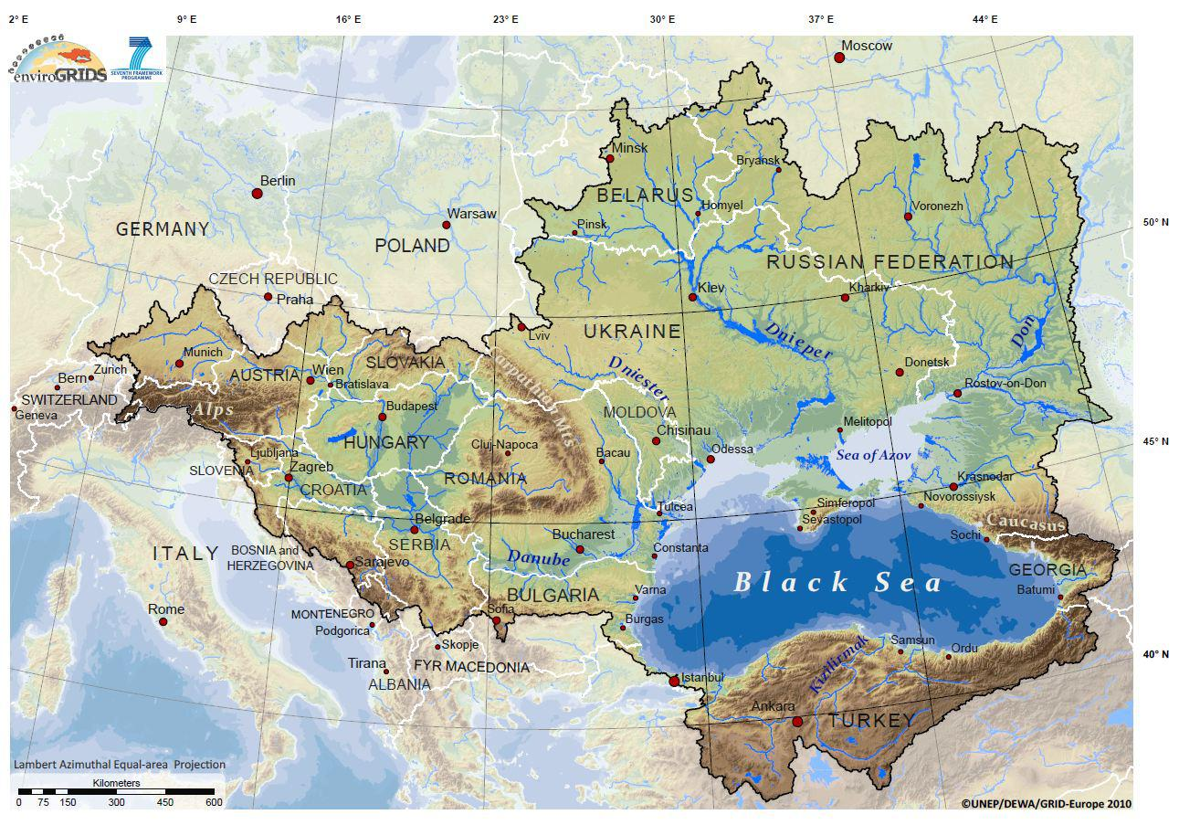 The Geopolitics Of Ukraine Joseph Shupac Seeking Alpha