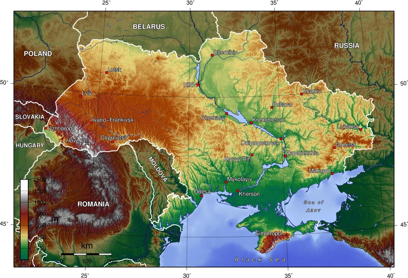 Crimea Map Geopolitics South Russia Liberia Map - Crimea map geopolitics south russia