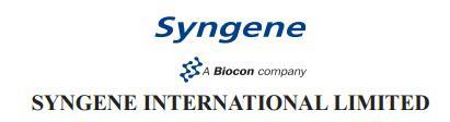 Syngene international ipo allotment date