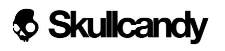 Skullcandy logo displayed in Travis Brown