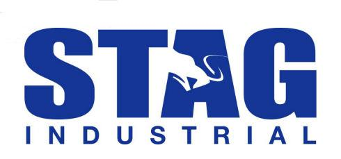 STAG Industrial logo. Source: STAG