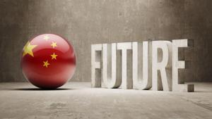 China ahead