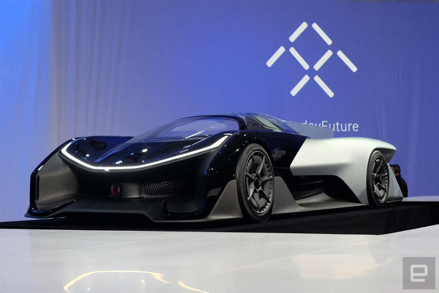 1 billion dollar ticket to the lithium race electric cars are coming from faraday future. Black Bedroom Furniture Sets. Home Design Ideas