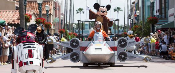 Hollywood Studios Star Wars Weekend