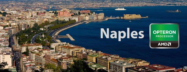 AMD Naples Techeveryeye