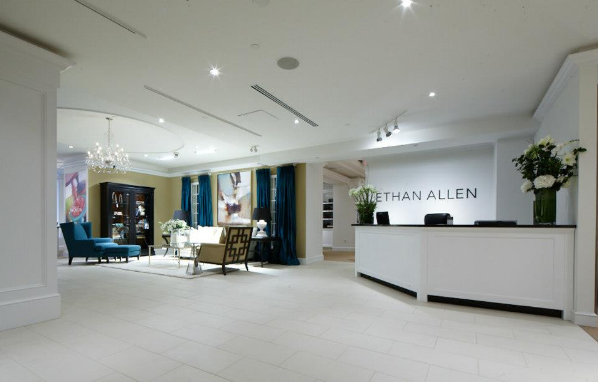 Design Center In Addition Ethan Allen