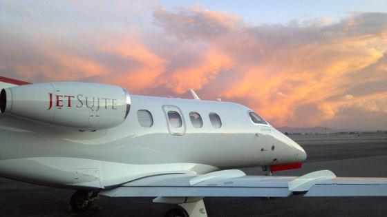 jetsuite flights