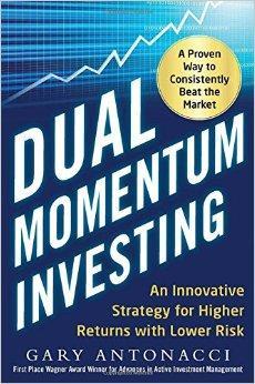 Dual Momentum Investing book cover