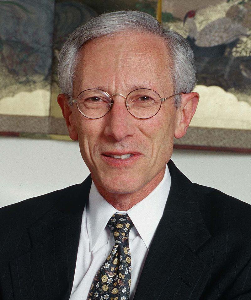 Fed Vice Chair Fischer A Raging Dove: Waiting For The Whites Of Their Eyes Of Inflation