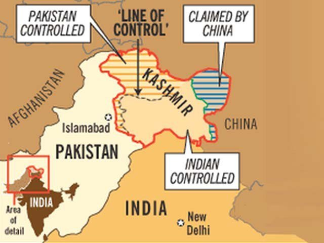 thesis on kashmir conflict Kashmir conflict: the issue of territory is one factor that has lead to conflict between india and pakistan it is one of the most intractable and long standing.