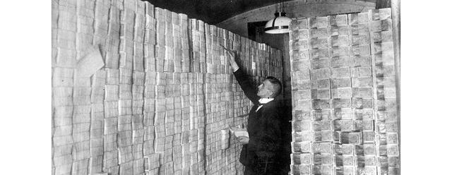 Weimar Republic Hyperinflation