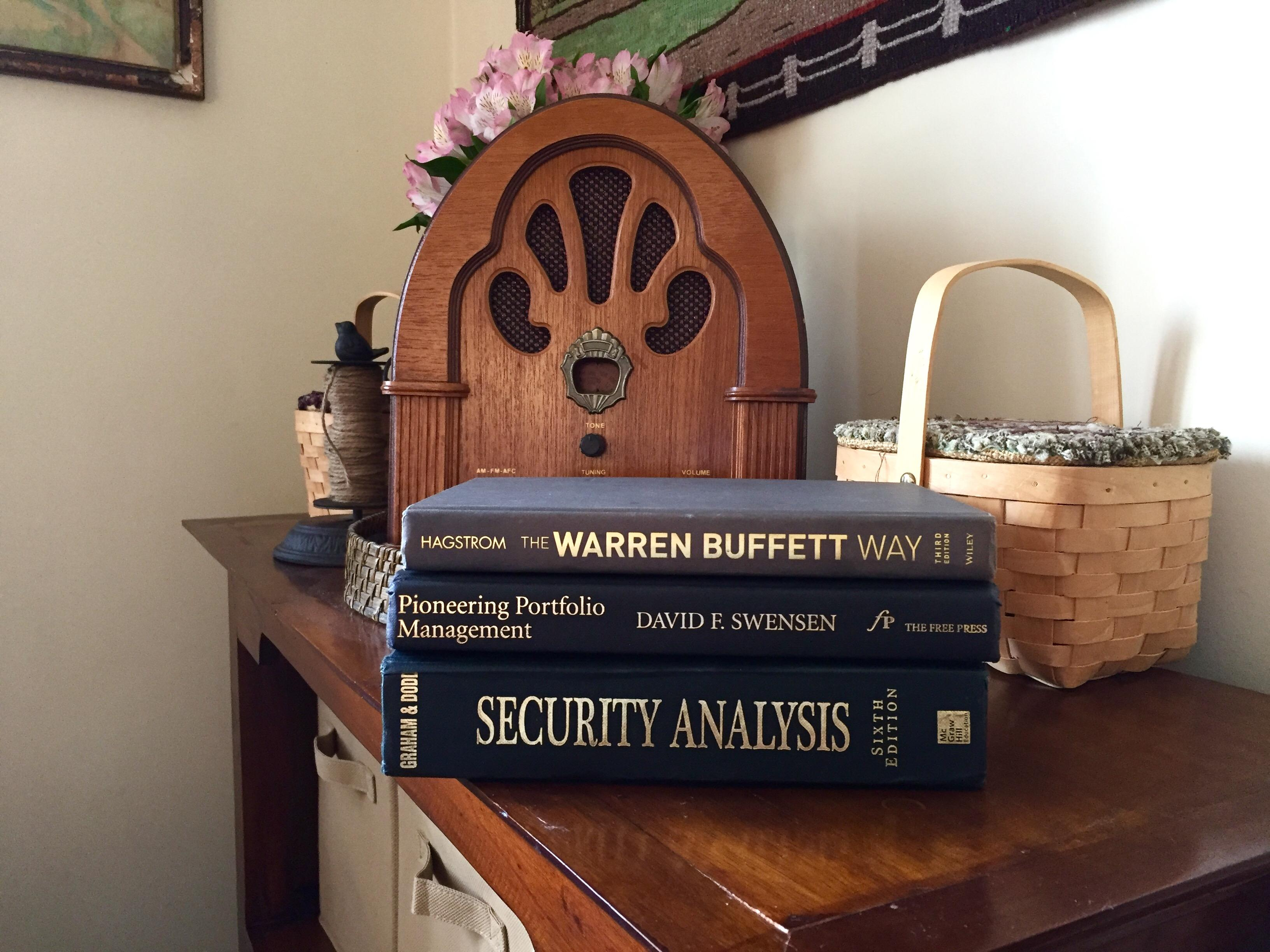 3 Books That Shaped My Investment Philosophy
