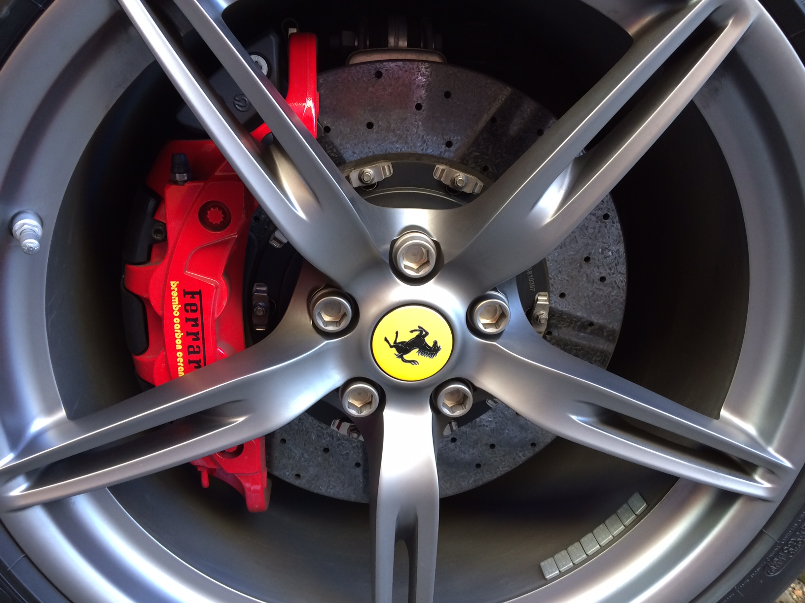 Brembo a solid company at a fair price that could be soon at a summary buycottarizona