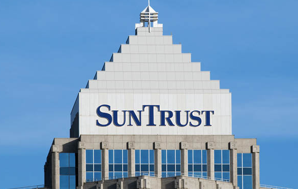SunTrust Has Some Pretty Alarming Issues Right Now