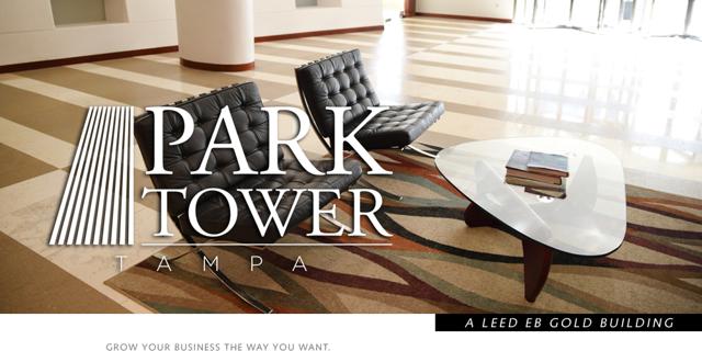 Park Tower Lobby
