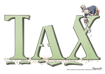 effects of tax cuts on s p 500 earnings spdr dow jones industrial
