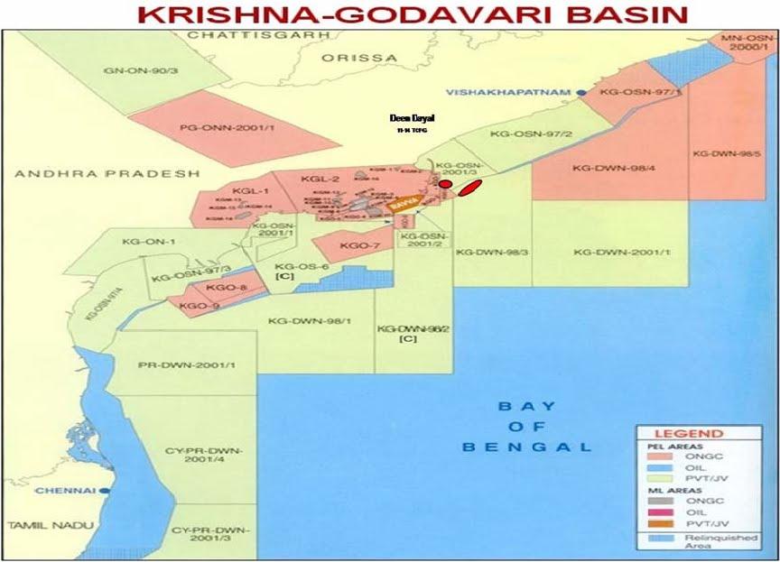 KRISHNA GODAVARI BASIN PDF DOWNLOAD
