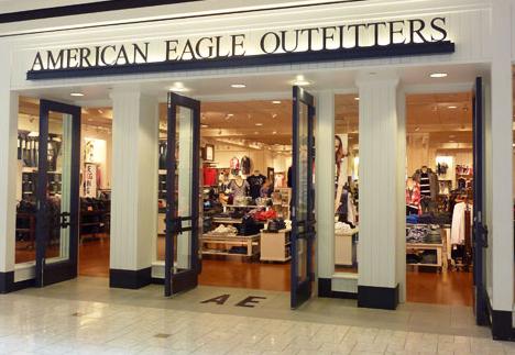 Resultado de imagen de American Eagle Outfitters