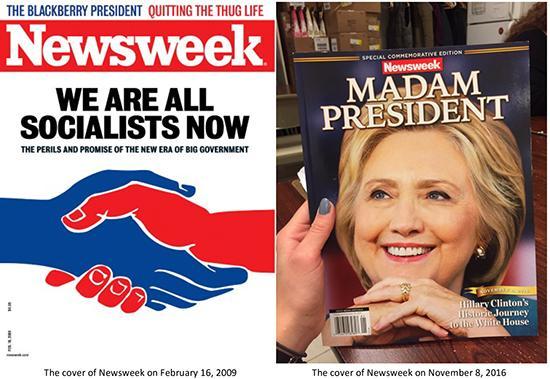 Newsweek Political Blunders Image