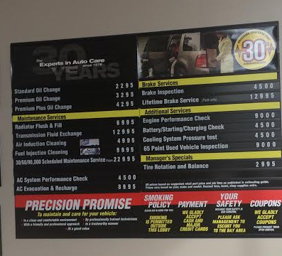 Tune Up Prices >> Precision Auto Care Skewed Valuation And Recent Hidden