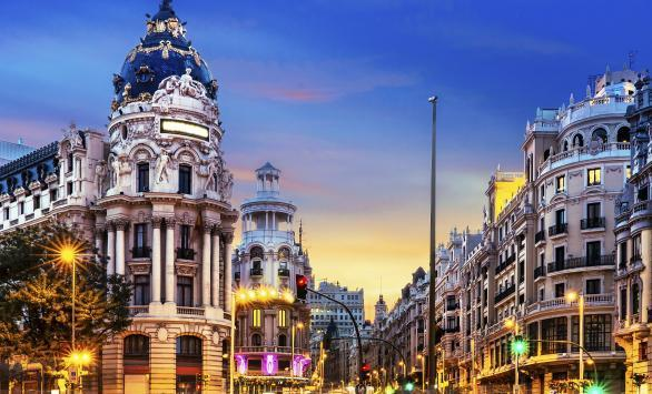 Signs of political stalemate impacting on Spanish economy