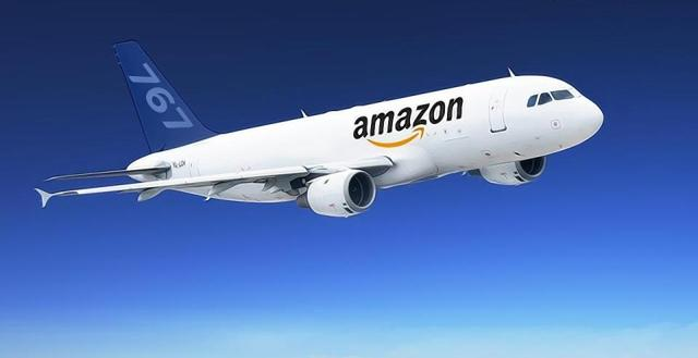 Amazon Signs Deal With Boeing For 20 Jets