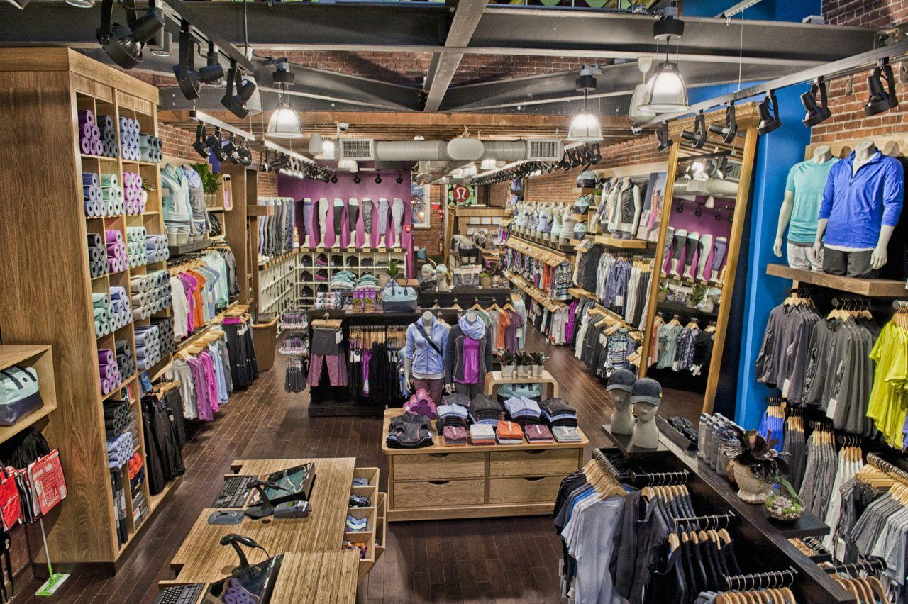 Shop online, shop at the stores. I hear the palo alto store ALSO offers yoga for free as well as running groups. I am a huge lululemon fan, can you tell? I hear the palo alto store ALSO offers yoga for free as well as running groups/5().