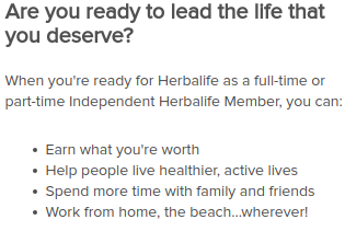 Staying Short Herbalife: The Discount Customer Argument Does