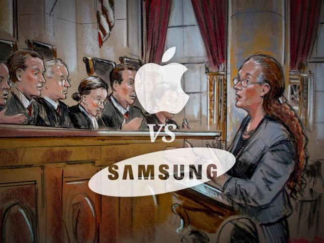 Samsung and Apple Patent Dispute Trial Postponed