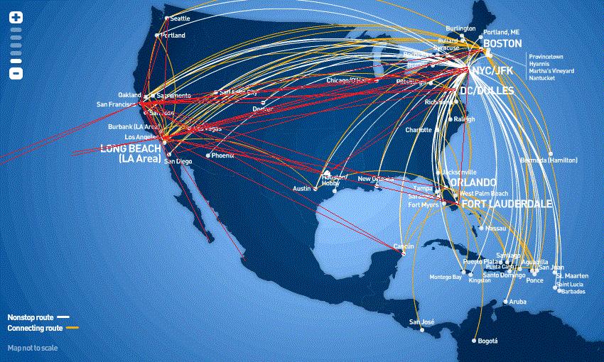 Time To Buy JetBlue On Virgin America Merger Rumors - JetBlue ...